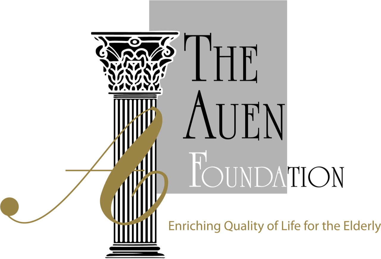 The Auen Foundation Sponsor Logo